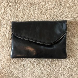 HOBO Mini black clutch/crossbody